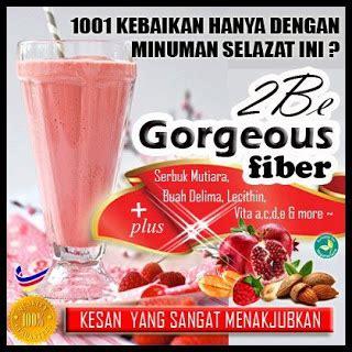 Detox Fiber Malaysia by Eiffyzaku 2be Gorgeous Fiber Minuman Detox Terbaik Di