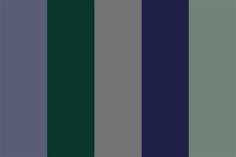 pacific color pacific northwest color palette