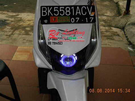 Lu Hid Honda Beat jual headl projector honda beat f1 karbu lu hid