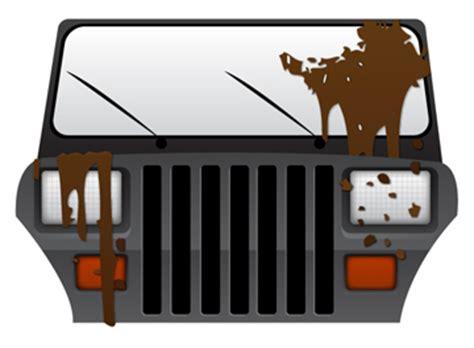 jeep grill icon jeep wrangler yj pictogram vector afbeeldingen clipart me