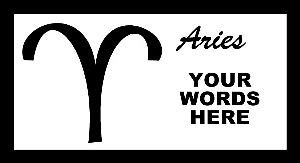 Zod Aries zodiac mold designs