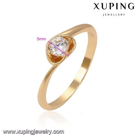 Best Gold Ring Design by 13961 Xuping 1 Gram Gold Rings Design For With Price