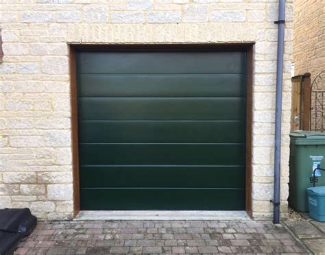 sectional electric garage doors seceuroglide electric sectional garage door in wheatley