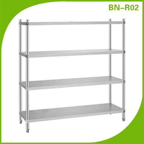 stainless steel commercial kitchen rack storage shelf - Stainless Steel Kitchen Storage Racks