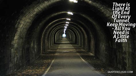The Light At The End Of The Tunnel by Not Leaving For The Back Room Linkin Park