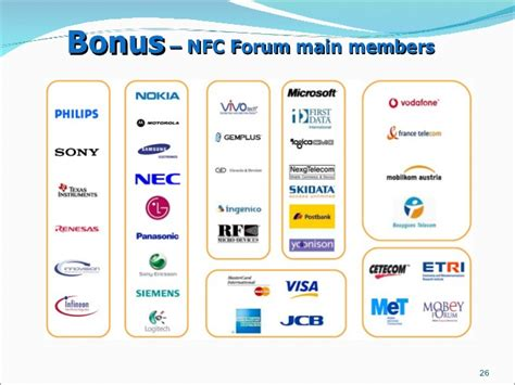 nfc layout guide nfc