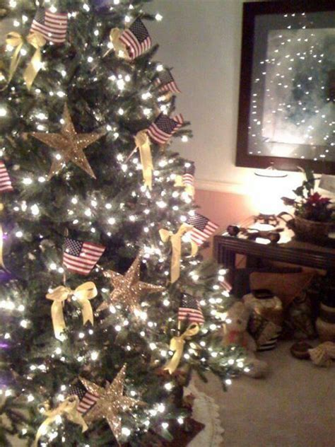 47 best 4th of july tree images on pinterest xmas trees