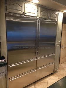 series tech    refrigerator freezer certified repair service