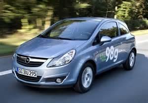 Opel Corsa 2009 Opel Corsa 3 Door Ecoflex D 2009 10 Wallpapers