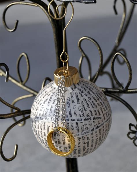 tolkien treasures middle earth tree ornaments mordor