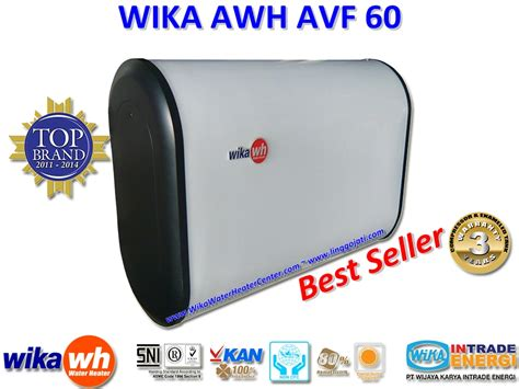 Water Heater Ac Wika wika awh avf 60 l pemanas air wika