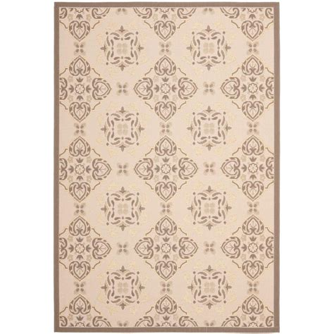 safavieh cy7133 79a21 courtyard indoor outdoor area rug beige lowe s canada safavieh courtyard beige beige 8 ft x 11 ft indoor outdoor area rug cy7978 79a21 8 the