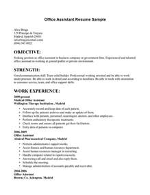 Resume Sle For Education by Assistant Resume In Pa Sales Lewesmr