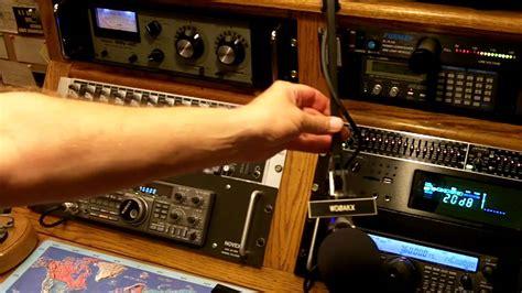 Ham Radio Desk Plans by Ham Radio Shack Console Renovation