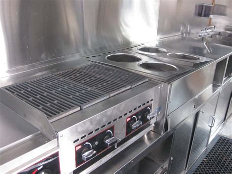 food truck equipment design upgrading food truck kitchen equipment 5 simple steps