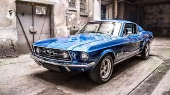 1967 Ford Mustang Fastback 1967 Ford Mustang Fastback Receives A Modern Interior Makeover