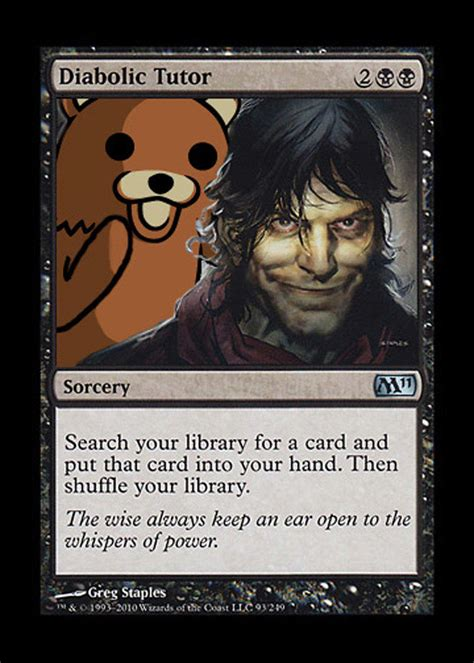 Magic Card Meme - an quot unbalanced quot card magic the gathering know your meme