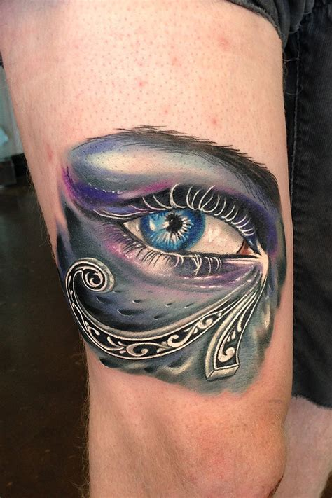 eye of horus tattoo best tattoo design ideas