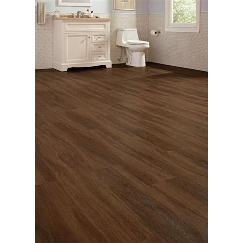 1 X 1 Flooring by Lifeproof 7 1 In X 47 6 In Shadow Hickory Luxury Vinyl