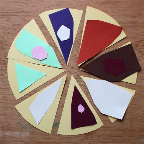 How To Make A Paper Pie - the tea in the woods pie project sturdy for