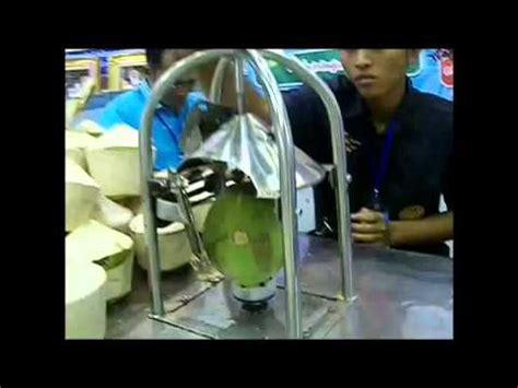 Mesin Parut Kelapa jual mesin pemotong kelapa muda thailand