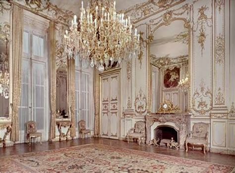 rococo design the term usually refers to late baroque