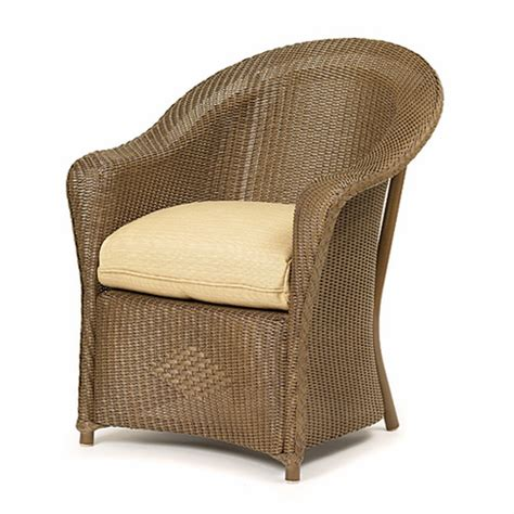 replacement cushions for wicker patio furniture lloyd flanders reflections dining chair replacement cushions