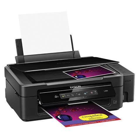 Tinta Printer Epson L355 epson l355 driver driver epson