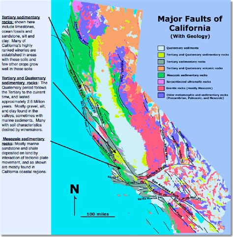 california tectonic plate map tectonic plates great wines depend upon them