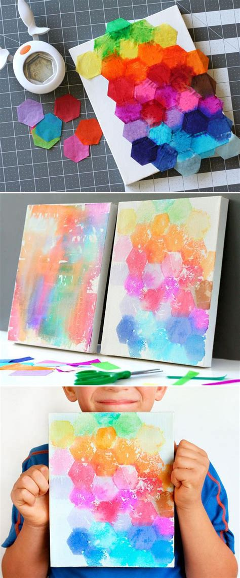 diy projects fun creative for all ages with easy diy wall projects