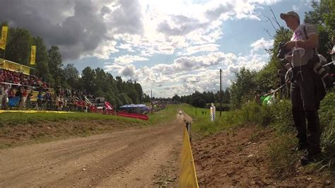 6 Auto24 Rally Estonia 2015 by Inessa Tushkanova Big Jump At Erc Auto24 Rally Estonia