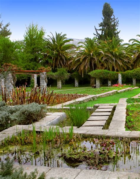 Athens Botanical Gardens Botanical Garden Athens Overlooked Treasure Greece Is