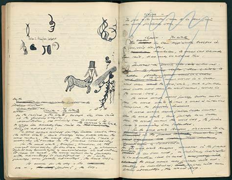 doodle joyce samuel beckett draws doodles of chaplin