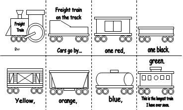 coloring pictures of train cars freight car colouring pages