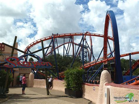 Busch Gardens Employment by Scorpion Busch Gardens Ta Freizeitpark Welt De