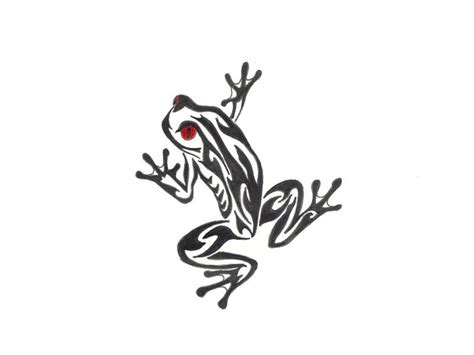 tribal sister tattoos tribal frog for ideas frogs