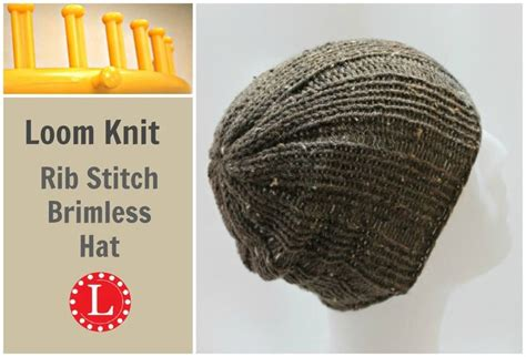 loom knit mens hat 99 best images about loom knitting on