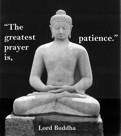 prayer buddhist patience inspirational quotes in buddhism quotesgram