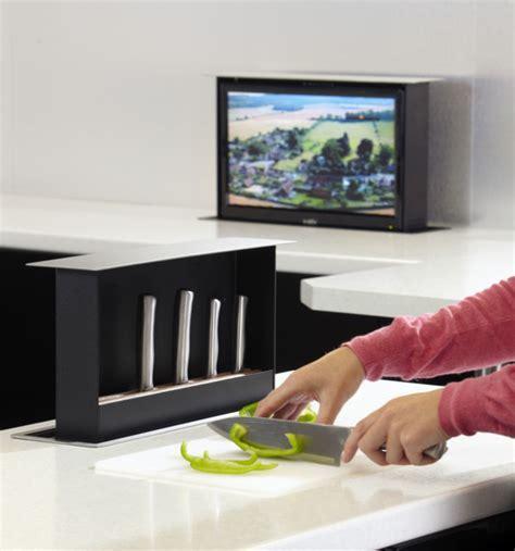 S Box Pop up Knife Storage   Modern   Kitchen Drawer