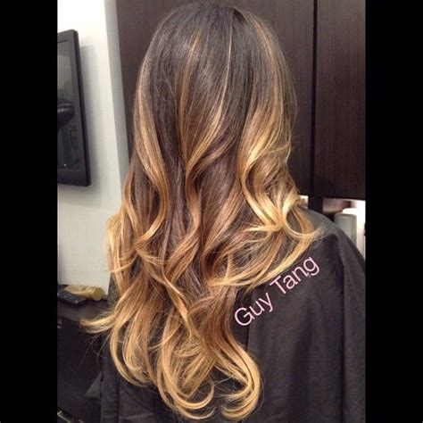 hair clients ombre pictures low maintenance ombre i gave my client my style
