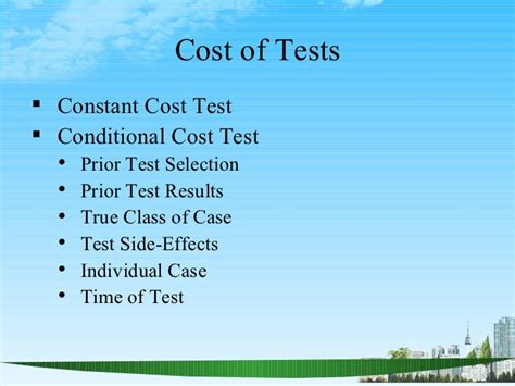 Cost Of Mba True Cost types of cost ppt mba 2009