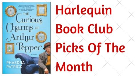 Book Review Of The Month Club By Jackie Clune by Pdf Harlequin Books Minikeyword