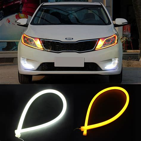 what is drl light 60cm changeable drl led bar led