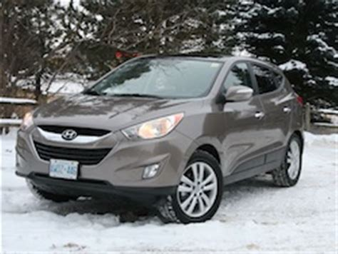 2011 hyundai tucson limited review day by day review 2011 hyundai tucson limited autos ca