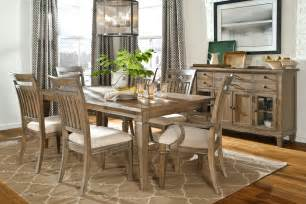 rustic dining sets room