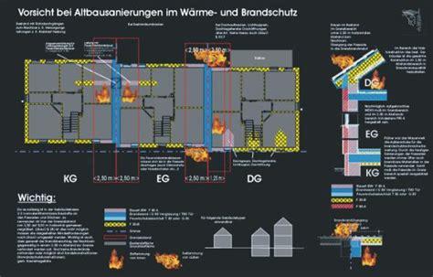 Abstand Fenster Brandwand by Altbau Und Brandschutz