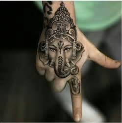 indian elephant tattoos symbolism and design ideas art