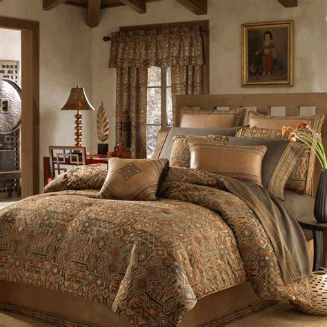 Comforter Set King by Croscill Yosemite Comforter Sets Comforter Sets