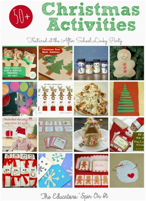 christmas activities for kids in school merry christmas