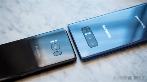 Samsung S8 Note 8 samsung galaxy s9 to evolve s8 design and features not an